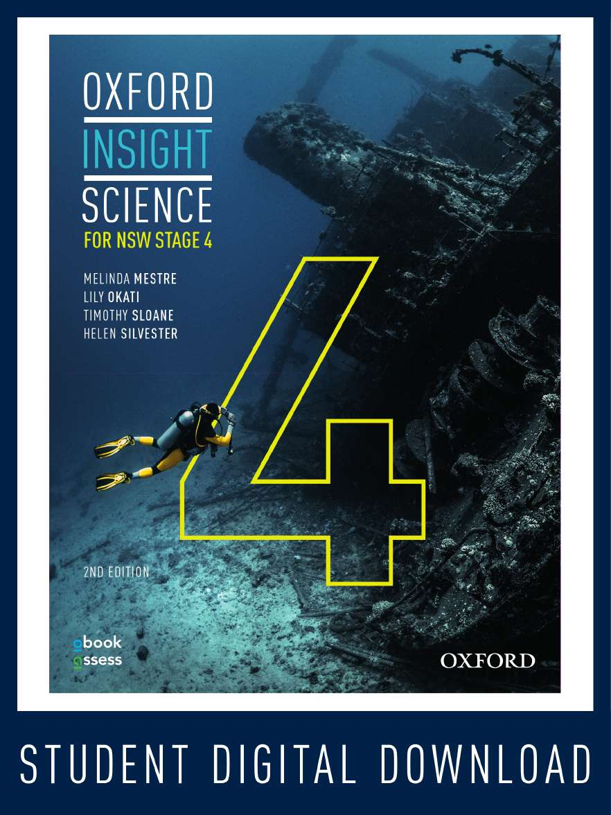 Oxford Insight Science for NSW Stage 4 obook assess