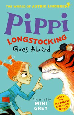 Pippi Longstocking Goes Aboard (World of Astrid Lindgren)