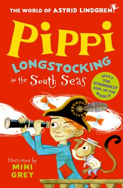 Pippi Longstocking in the South Seas (World of Astrid Lindgren)
