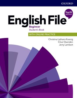 English File Beginner Student's Book with Online Practice