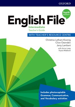 English File Intermediate Teacher's Guide with Teacher's Resource Centre