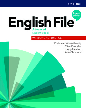 English File Advanced Student's Book with Online Practice