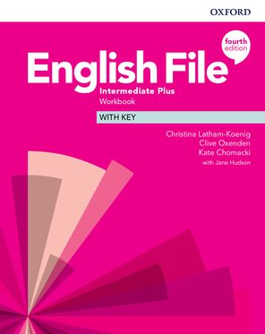 English File Intermediate Plus Workbook with Key