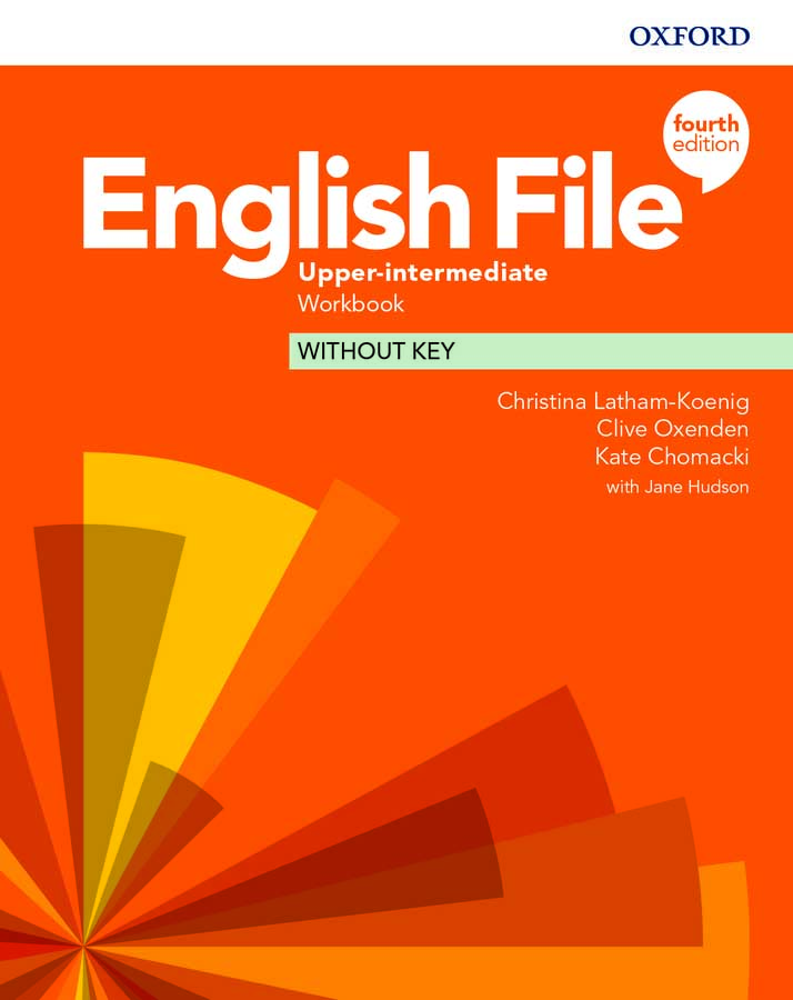English File Upper-Intermediate Workbook Without Key
