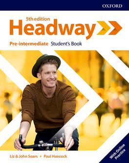 Headway Pre-intermediate Student's Book with Online Practice