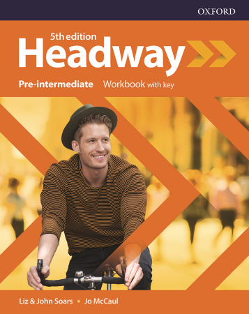 Headway Pre-Intermediate Workbook with Key