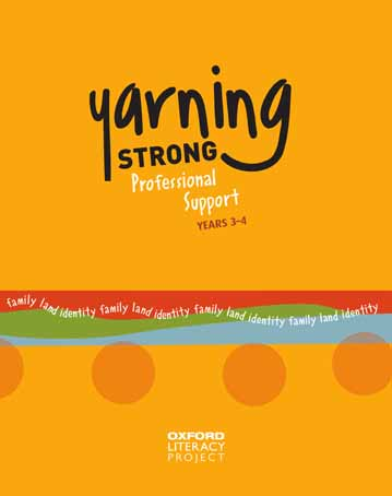 Yarning Strong Year 3-4 Professional Support Manual