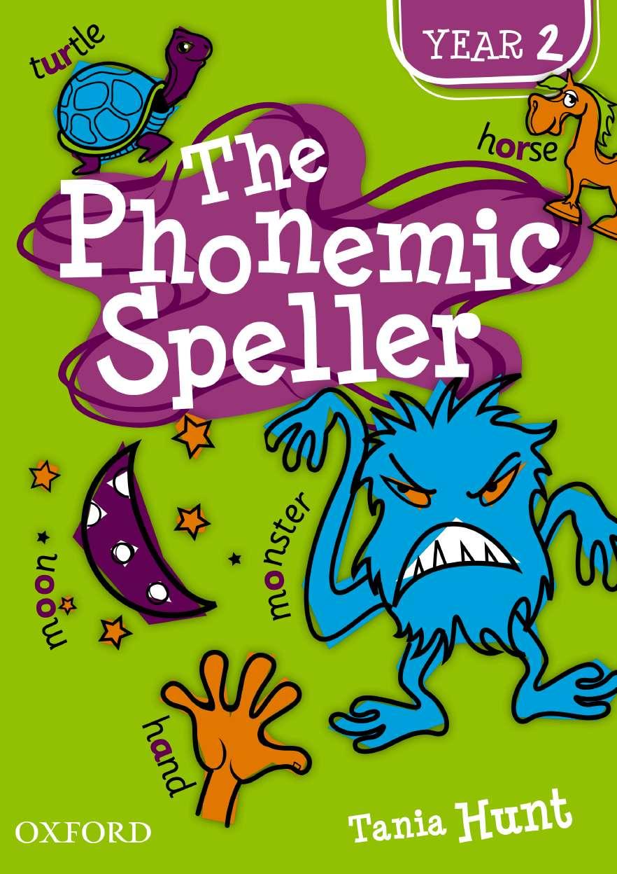 Phonemic Speller Year 2
