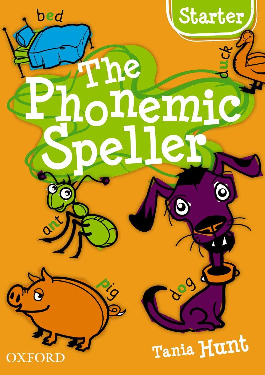 Phonemic Speller Starter Book