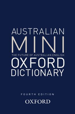 Australian Mini Oxford Dictionary