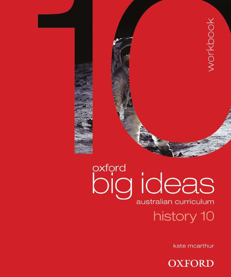 Oxford Big Ideas History 10 Australian Curriculum Workbook ...