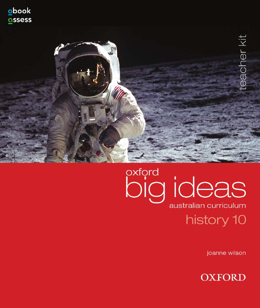 Oxford Big Ideas History 10 Australian Curriculum Teacher Kit + obook assess