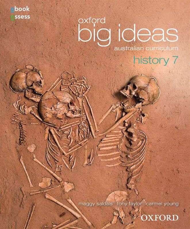 Oxford Big Ideas History 7 Australian Curriculum Student book + obook assess