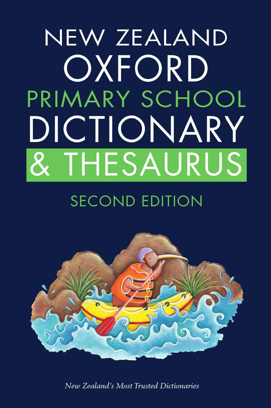 New Zealand Primary Dictionary and Thesaurus