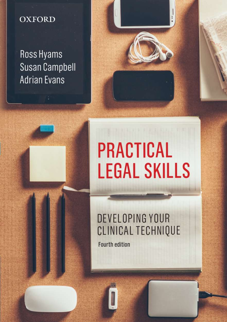Practical Legal Skills Ebook