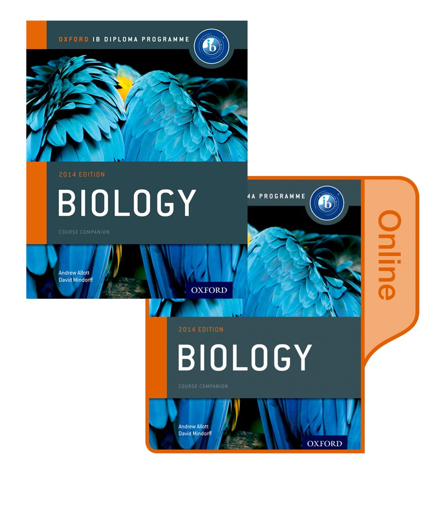 IB Course Book: Biology 2014 Print & Online Pack