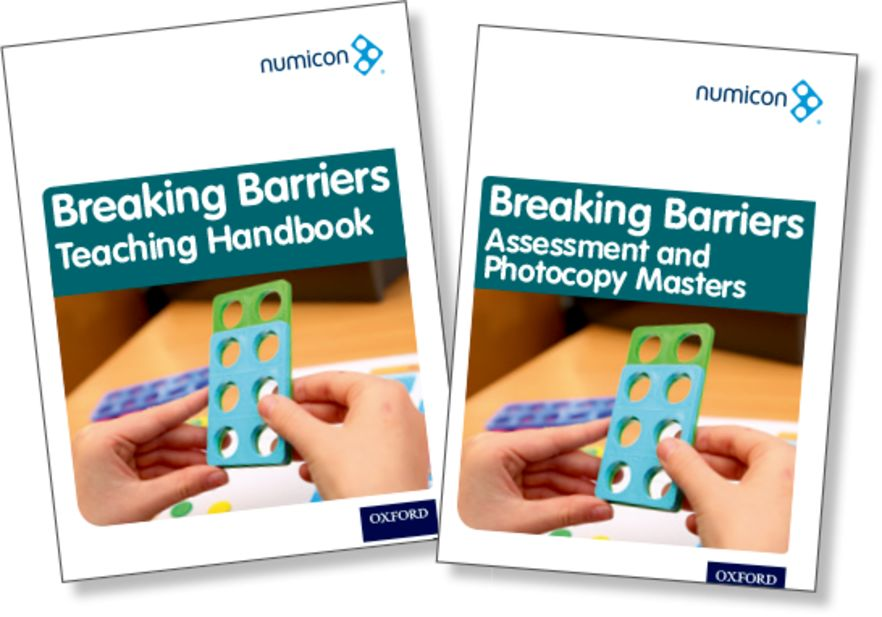 Numicon: Breaking Barriers Teaching Pack