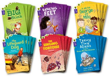Oxford Reading Tree All Stars Oxford Level 11 Class Pack of 36