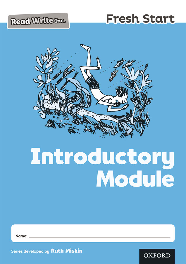 Read Write Inc Fresh Start Introductory Module