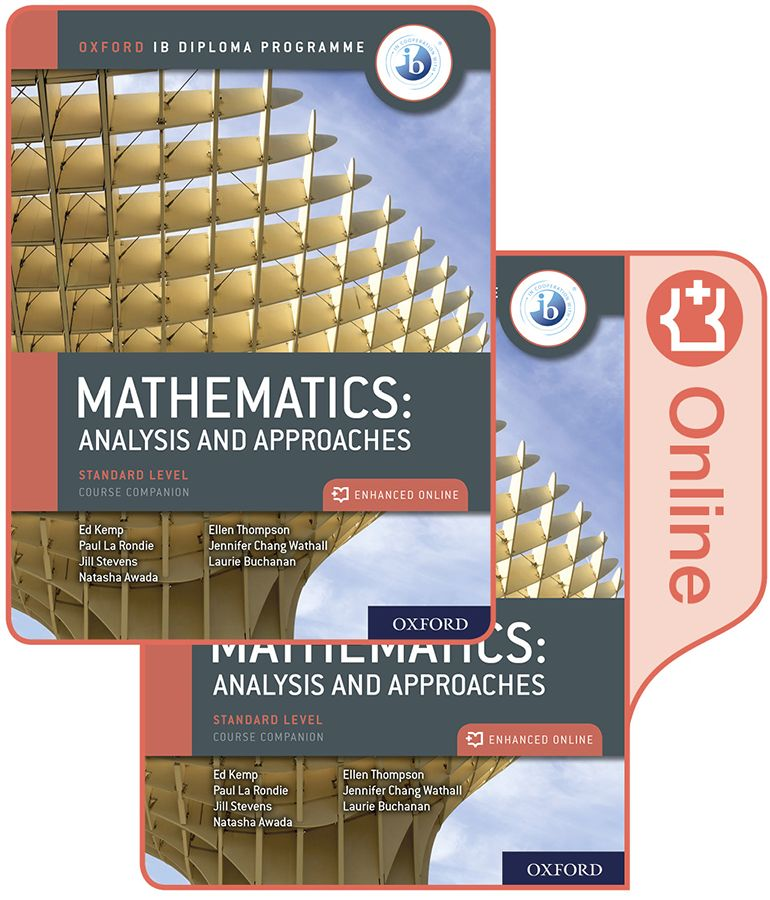IB Course Book: Mathematics A&A Standard Level