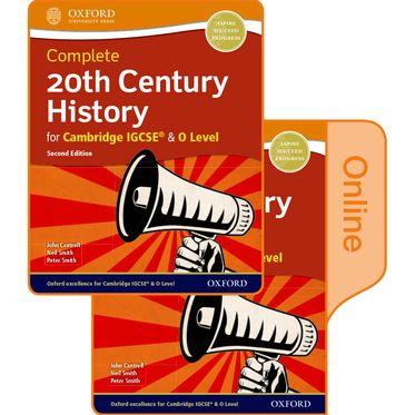 20th Century History for Cambridge IGCSERG